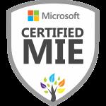 Certified Microsoft Innovative Educator