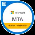 MTA Database Fundamentals