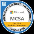 MCSA SQL 2016 Database Development