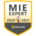 Microsoft Innovative Educator Expert 2020-2021
